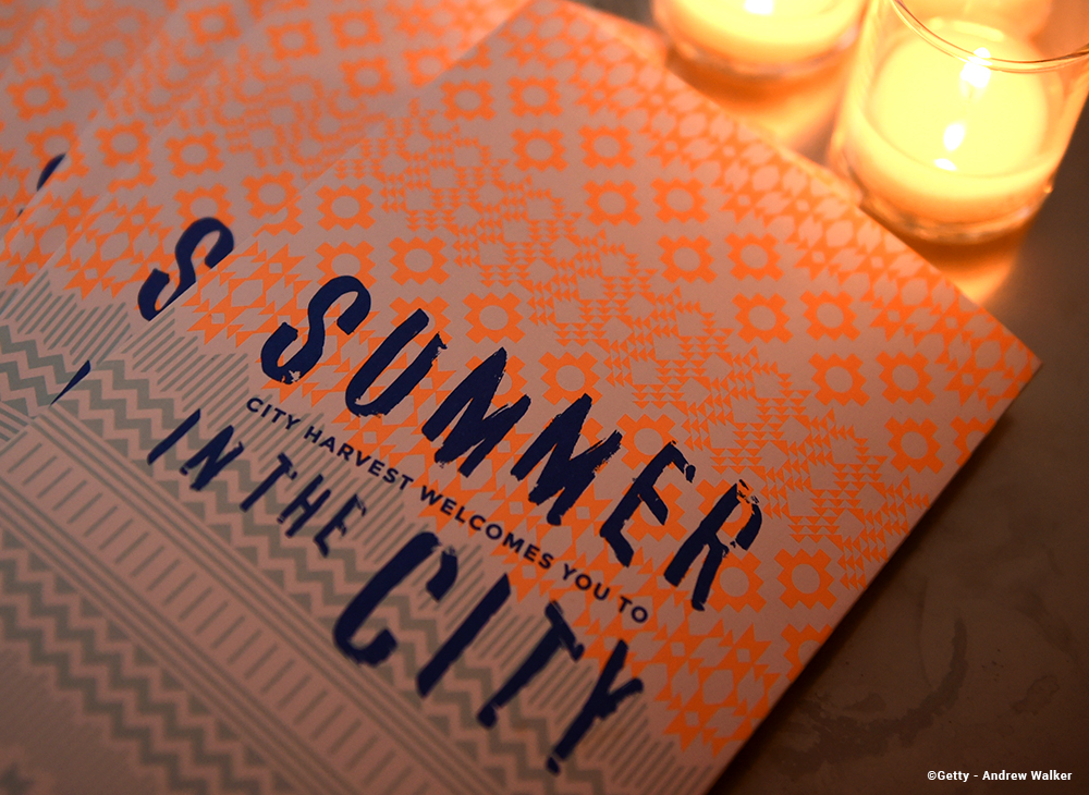 City Harvest's Summer in the City